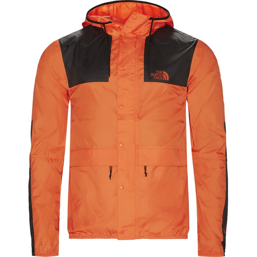 1985 MOUNTAIN JACKET... - 1985 Mountain Jacket - Jakker - Regular - ORANGE - 1