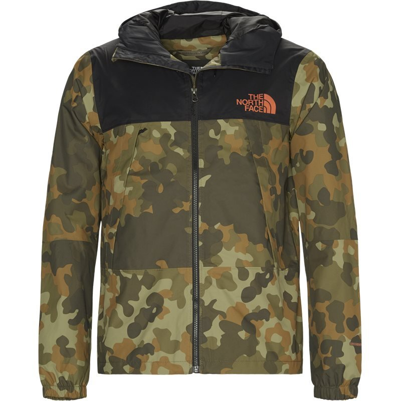 The north face 1990 mountain jacket camo fra the north face på quint.dk