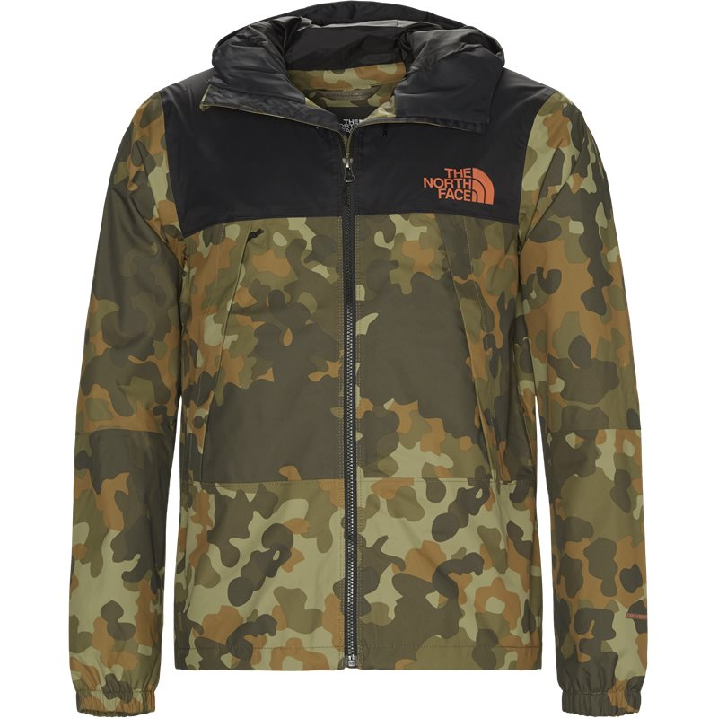 the north face The north face 1990 mountain jacket camo på quint.dk