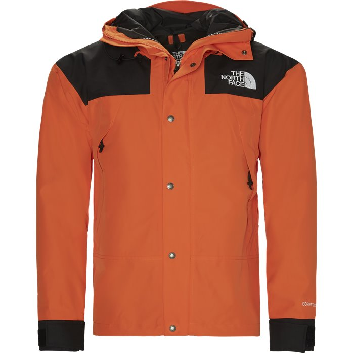 Mountain Gore-Tex - Jakker - Regular - Orange