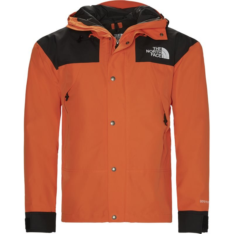 the north face The north face mountain gore-tex orange fra quint.dk