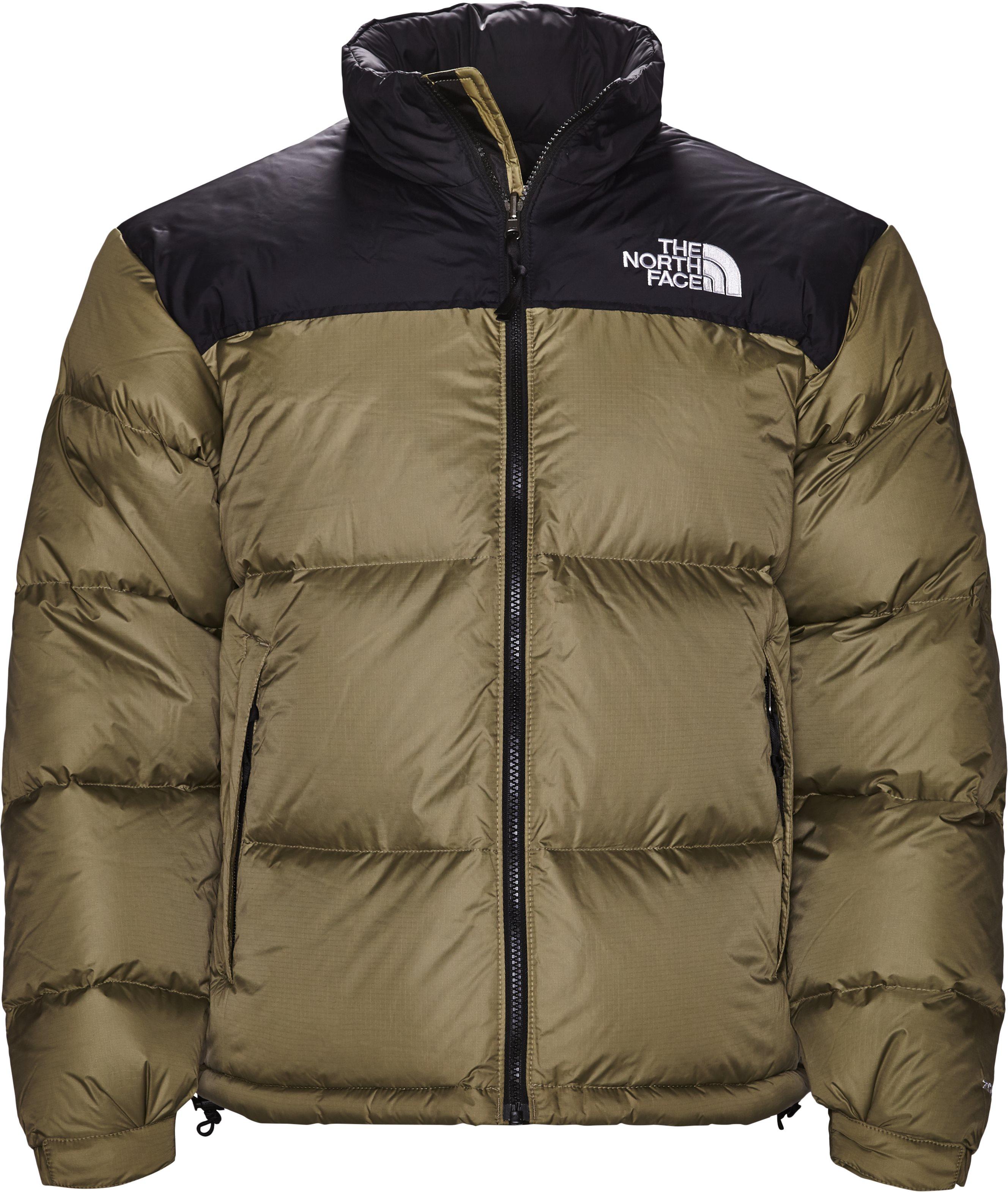 Jackets - Regular fit - Green