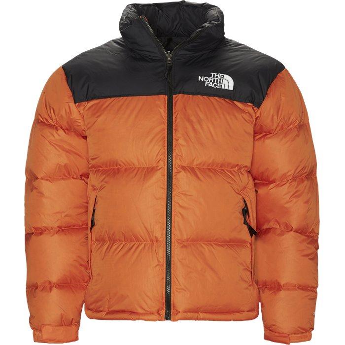 1996 Retro Nuptse - Jakker - Regular - Orange