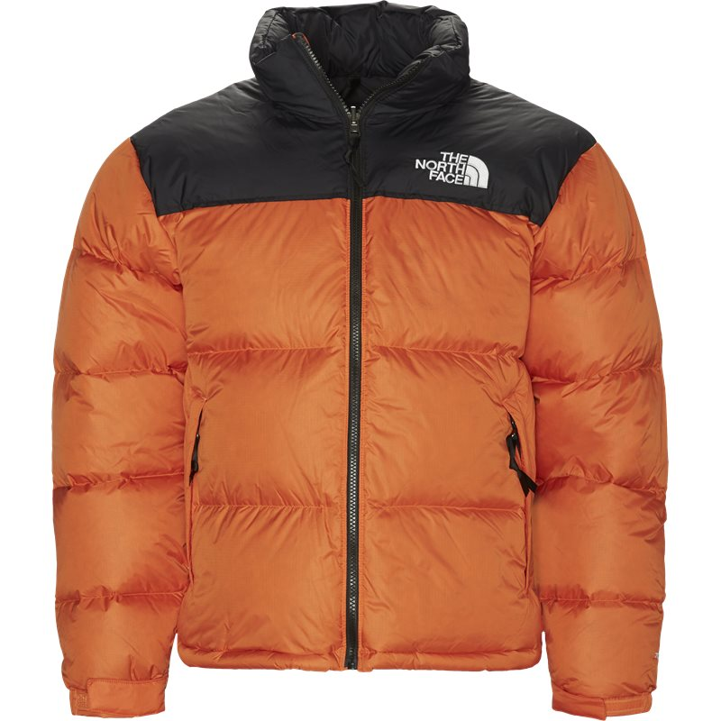 the north face The north face 1996 retro nuptse orange fra quint.dk