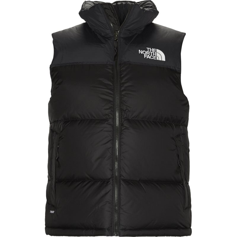 The North Face 1996 Retro Nuptse Vest Sort
