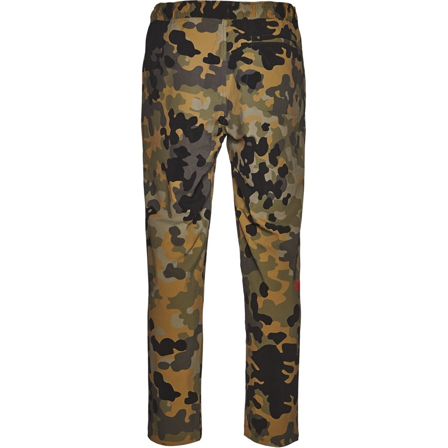 TECHWOVEN - Techwoven - Bukser - Regular - CAMO - 2