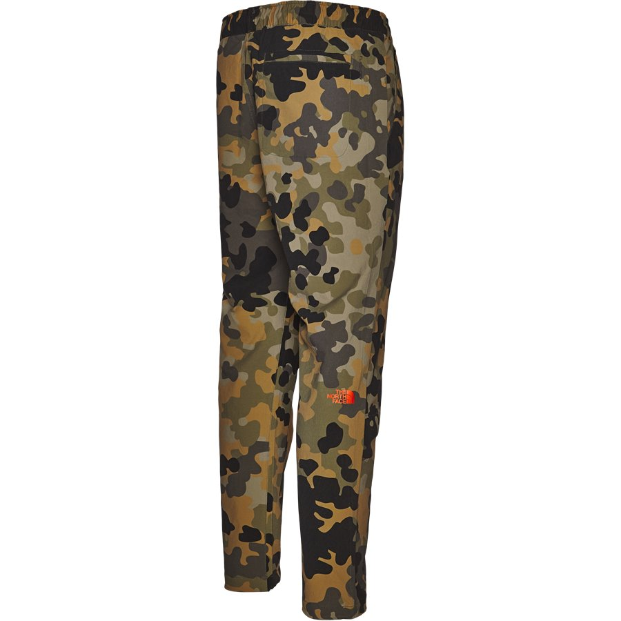 TECHWOVEN - Techwoven - Bukser - Regular - CAMO - 3