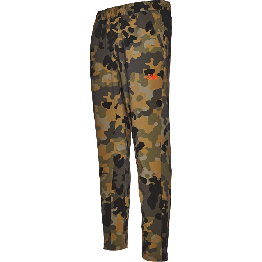TECHWOVEN - Techwoven - Bukser - Regular - CAMO - 4