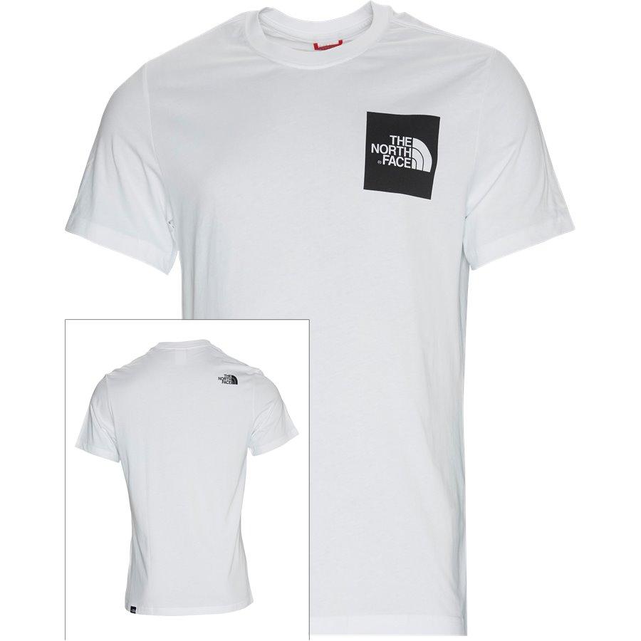 FINE TEE SS. - Fine Tee SS - T-shirts - Regular - HVID - 1