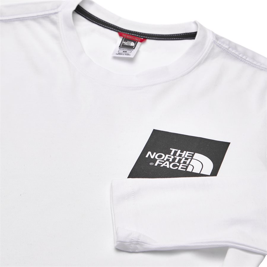 FINE TEE LS - Fine Tee LS - T-shirts - Regular - HVID - 3