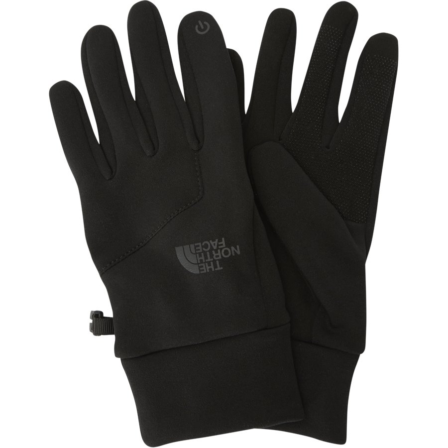 ETIP GLOVES - Etip Gloves - Handsker - SORT - 1