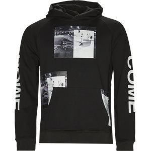 Car Crash Hoodie Regular | Car Crash Hoodie | Sort