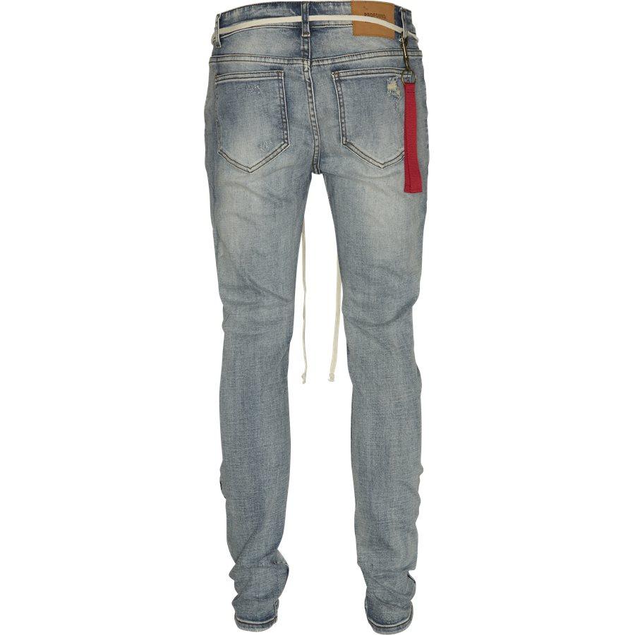 PRINTED FLORAL JEANS - Printed Floral Jeans - Jeans - Regular - DENIM - 2