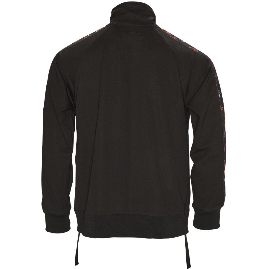 ROSE ZIP UP TRACK SUIT - Rose Zip Up Track Top - Sweatshirts - Regular - SORT - 2