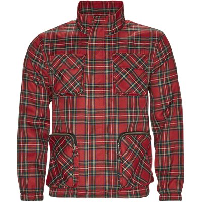 Quad Pocket Plaid Regular | Quad Pocket Plaid | Multi