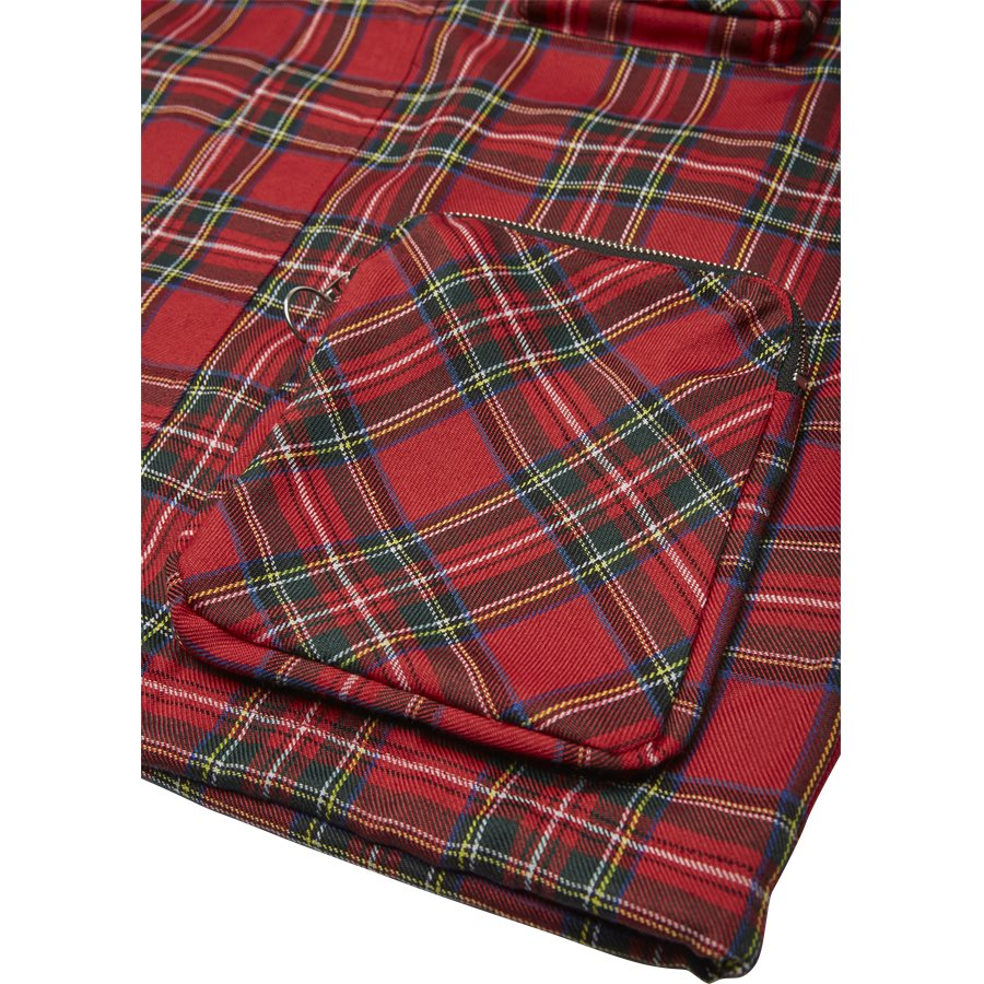 QUAD POCKET PLAID - Quad Pocket Plaid - Jakker - Regular - TERN - 5
