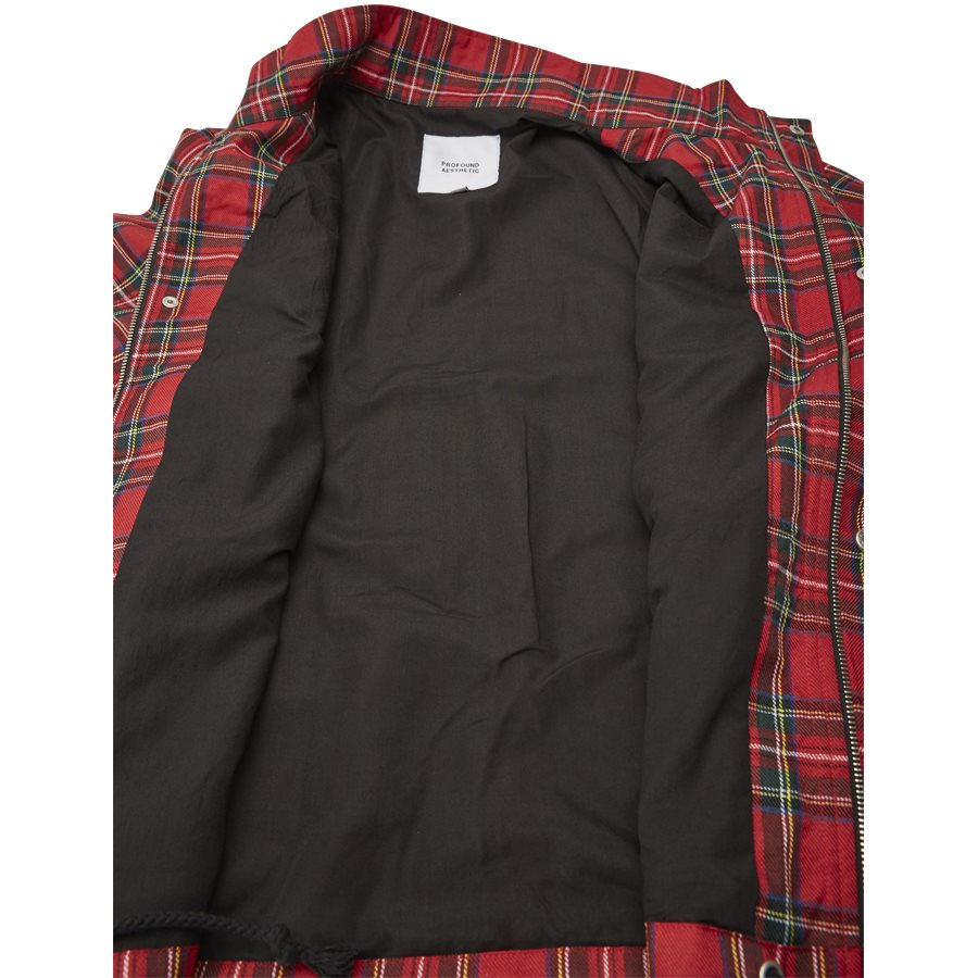 QUAD POCKET PLAID - Quad Pocket Plaid - Jakker - Regular - TERN - 9