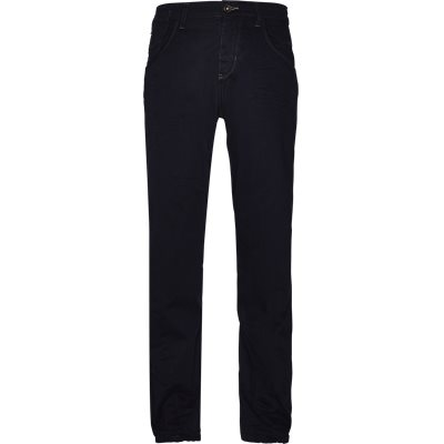 Loose | Jeans | Blå