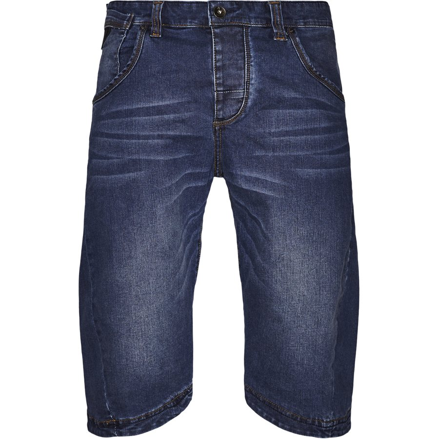 BAGGY ONE SHORTS 74176 J72 - Baggy One Shorts - Shorts - Loose - DENIM - 1