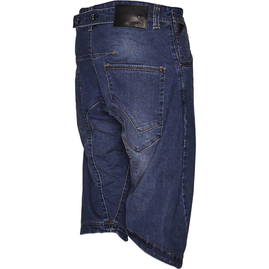 BAGGY ONE SHORTS 74176 J72 - Baggy One Shorts - Shorts - Loose - DENIM - 3