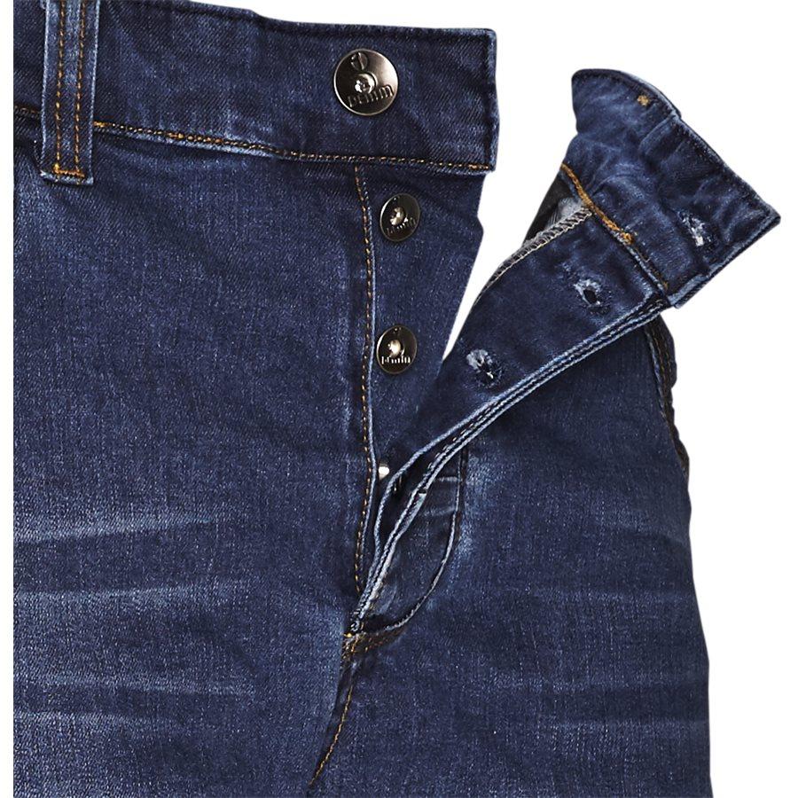 BAGGY ONE SHORTS 74176 J72 - Baggy One Shorts - Shorts - Loose - DENIM - 4