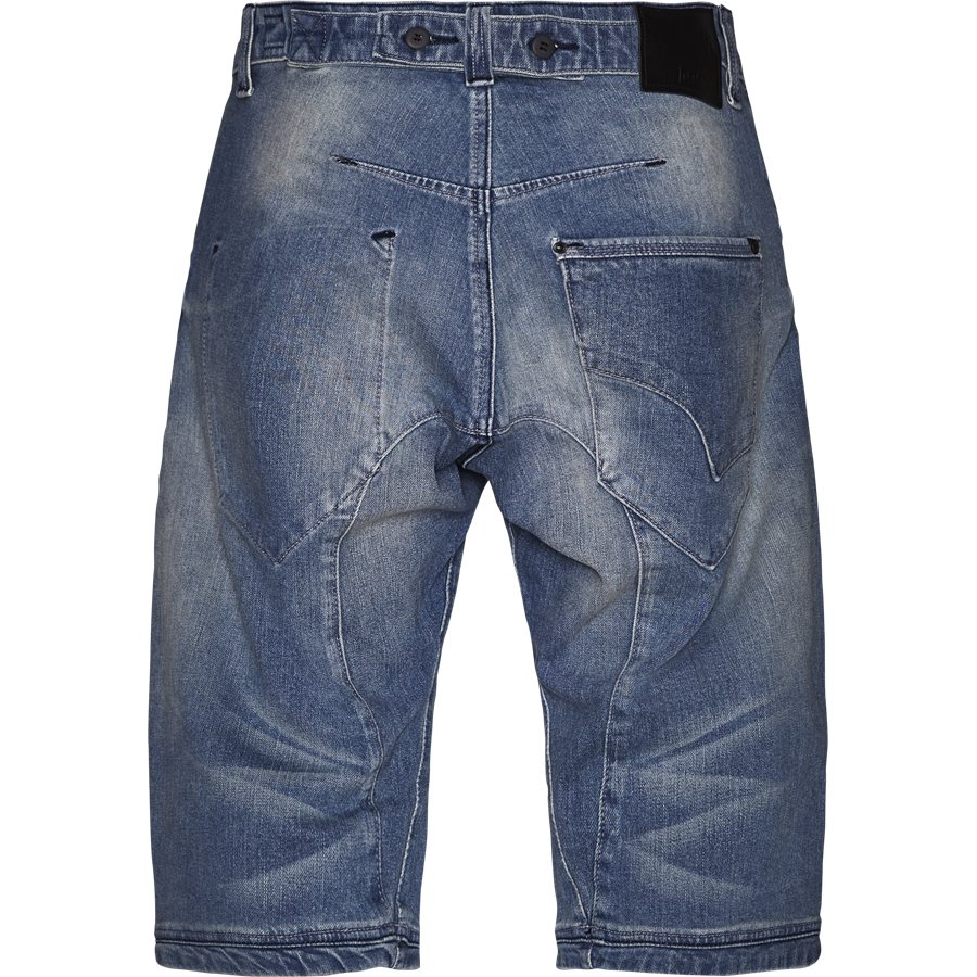 BAGGY ONE 74198 J75 - Baggy One - Shorts - Loose - DENIM - 2