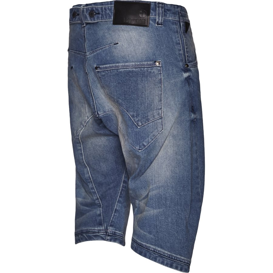 BAGGY ONE 74198 J75 - Baggy One - Shorts - Loose - DENIM - 3