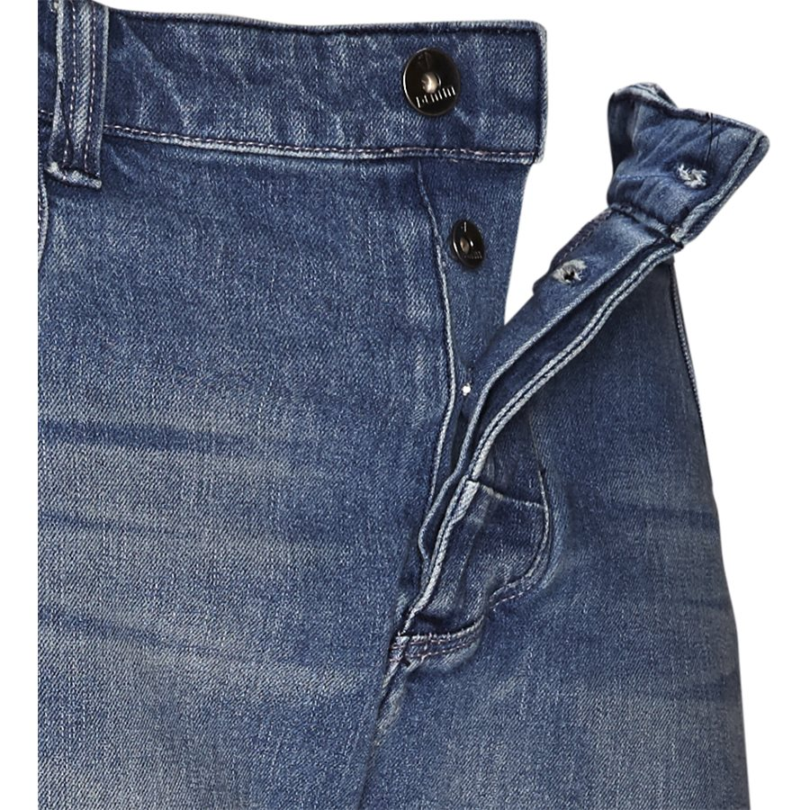 BAGGY ONE 74198 J75 - Baggy One - Shorts - Loose - DENIM - 4
