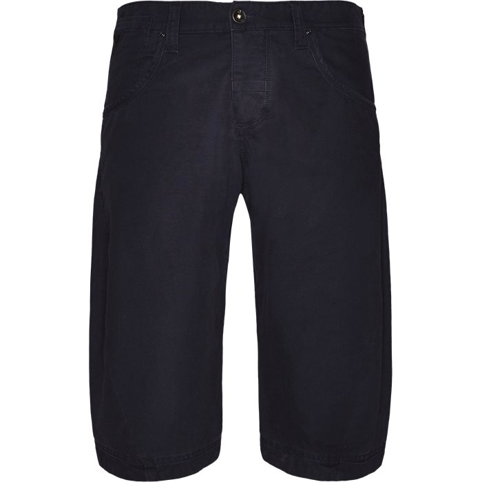 Baggy One - Shorts - Loose - Denim