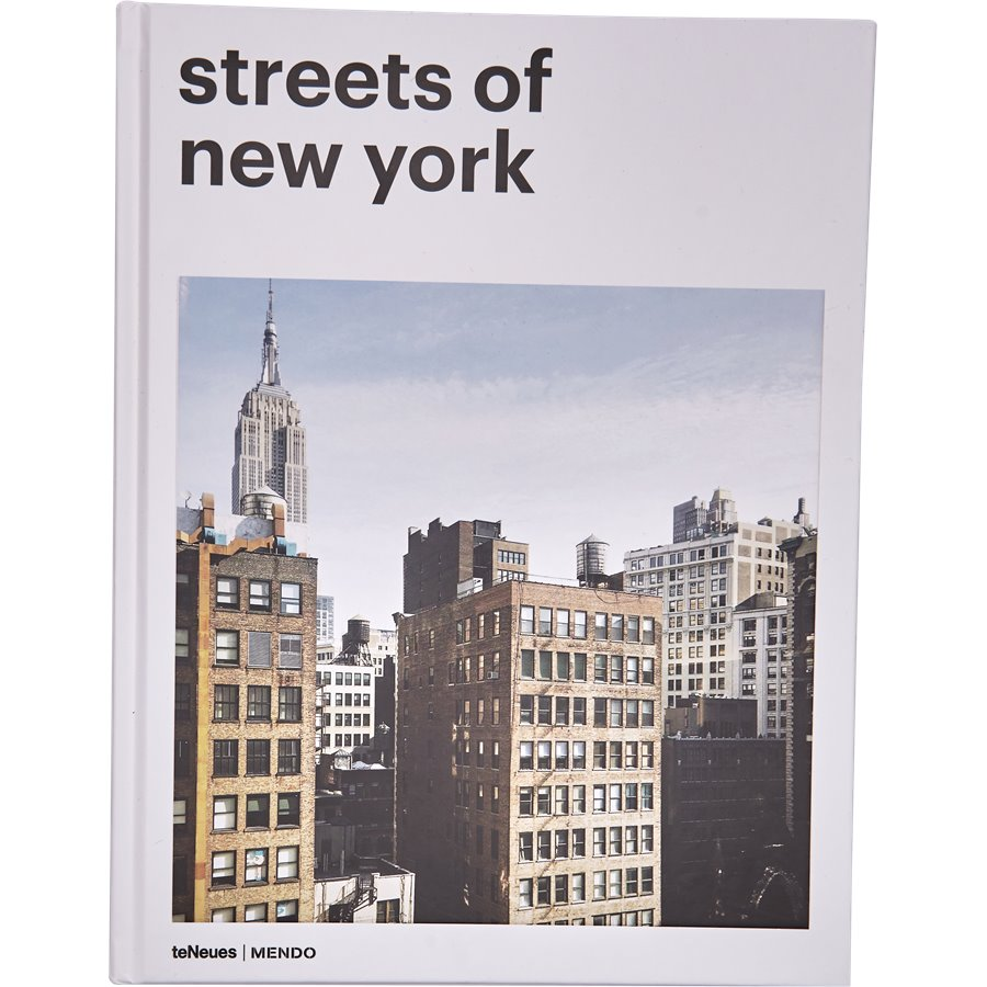 STREETS OF NEW YORK TE1060 - Streets Of New York - Accessories - HVID - 1