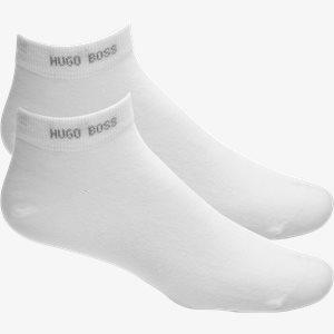 2 pack AS Uni Socks Regular | 2 pack AS Uni Socks | Hvid