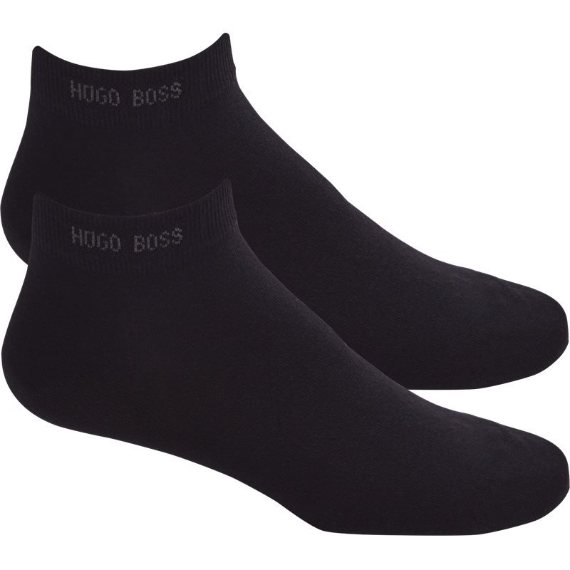 hugo boss Hugo boss - 2 pack as uni socks på kaufmann.dk