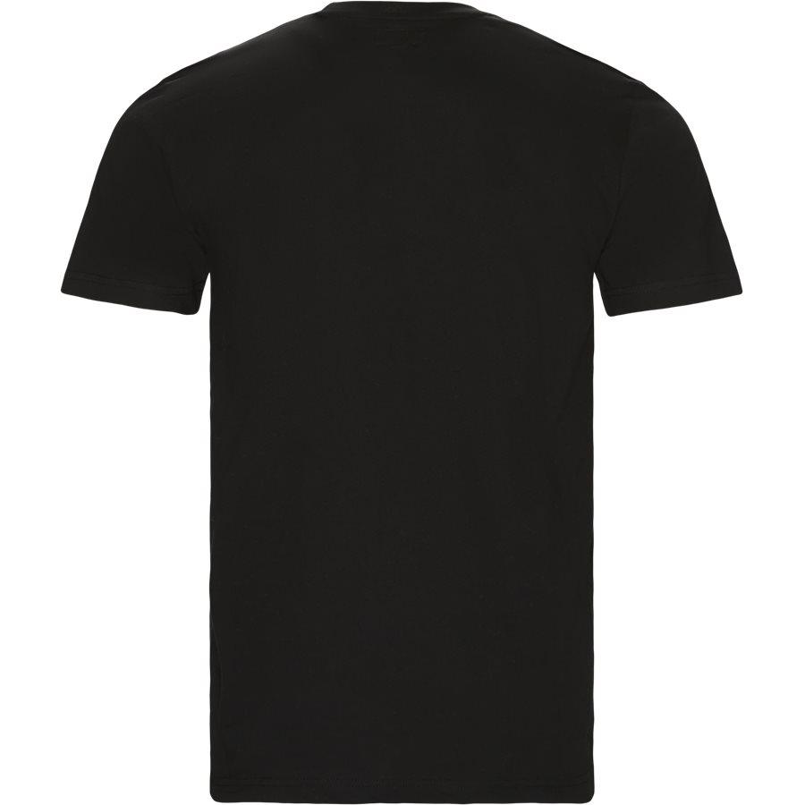 COMME DE CHINATOWN - Comme De Chinatown - T-shirts - Regular - SORT - 2