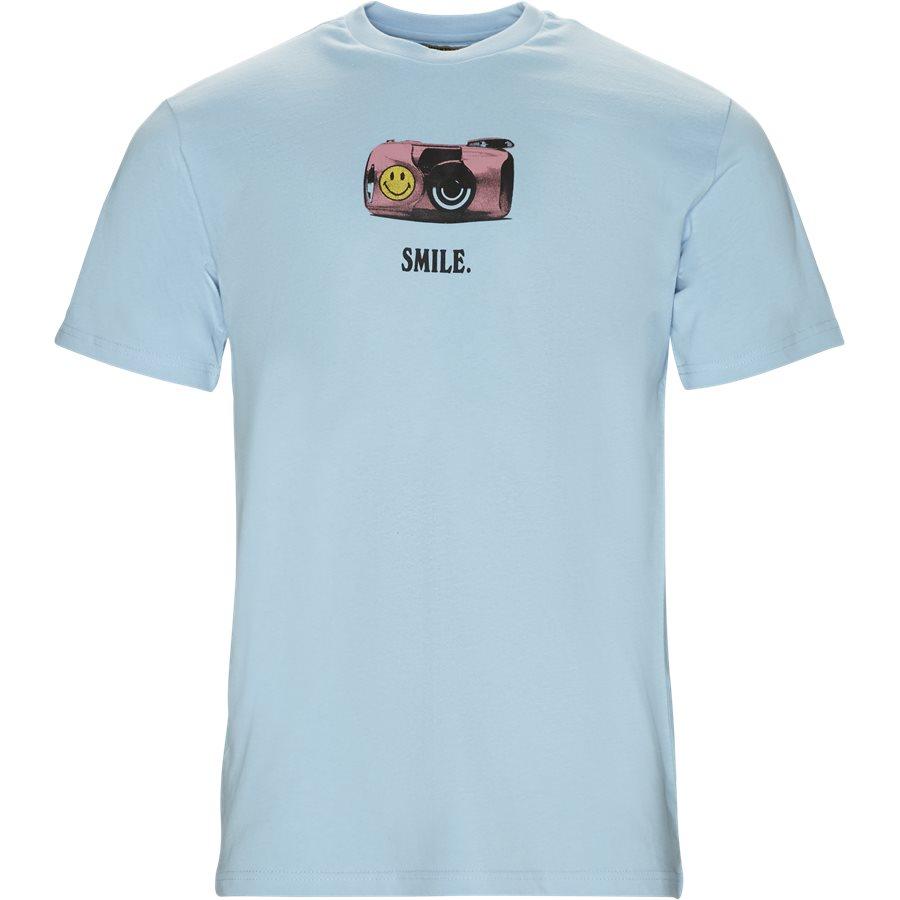 CAMERA - Camera - T-shirts - Regular - LYSBLÅ - 2