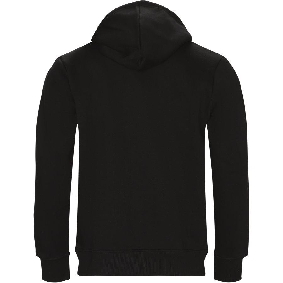 COLLEGIATE HOODIE - Collegiate Hoodie - Sweatshirts - Regular - SORT - 2