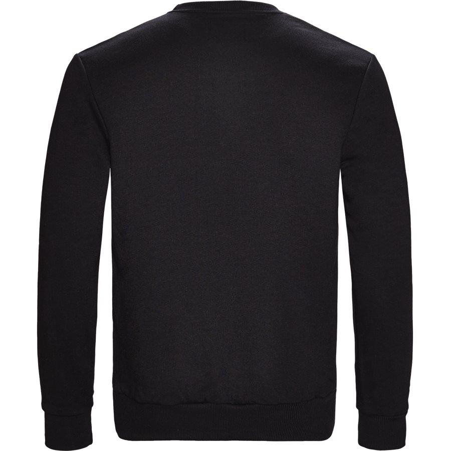 CALGARY - Calgary - Sweatshirts - Regular - BLACK - 2