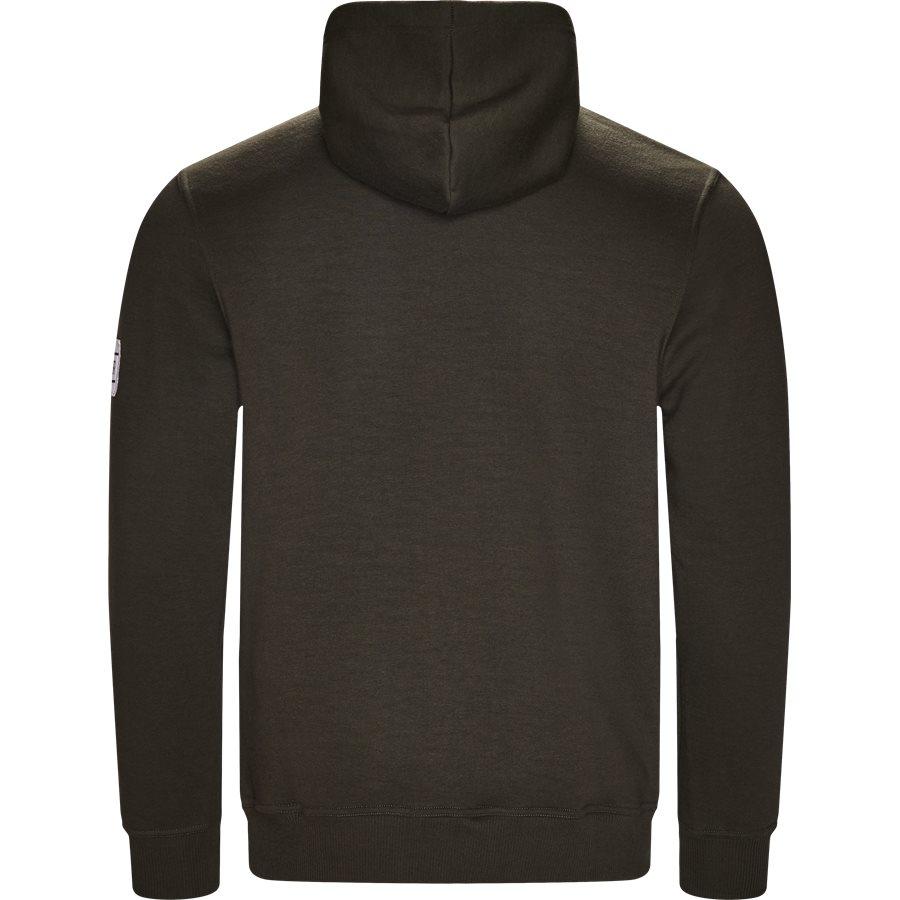 BESANCON - Besancon Sweatshirt - Sweatshirts - Regular - ARMY - 2