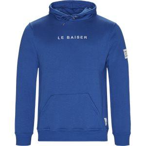 Maxime Sweatshirt Regular | Maxime Sweatshirt | Blå