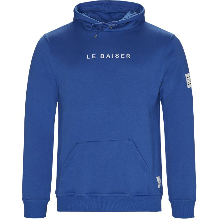 Maxime - Sweatshirts - Regular - Blå