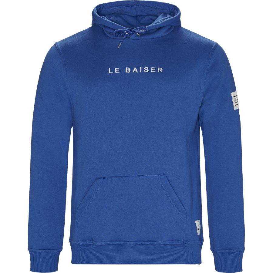 MAXIME - Maxime Sweatshirt - Sweatshirts - Regular - COBOLT - 1