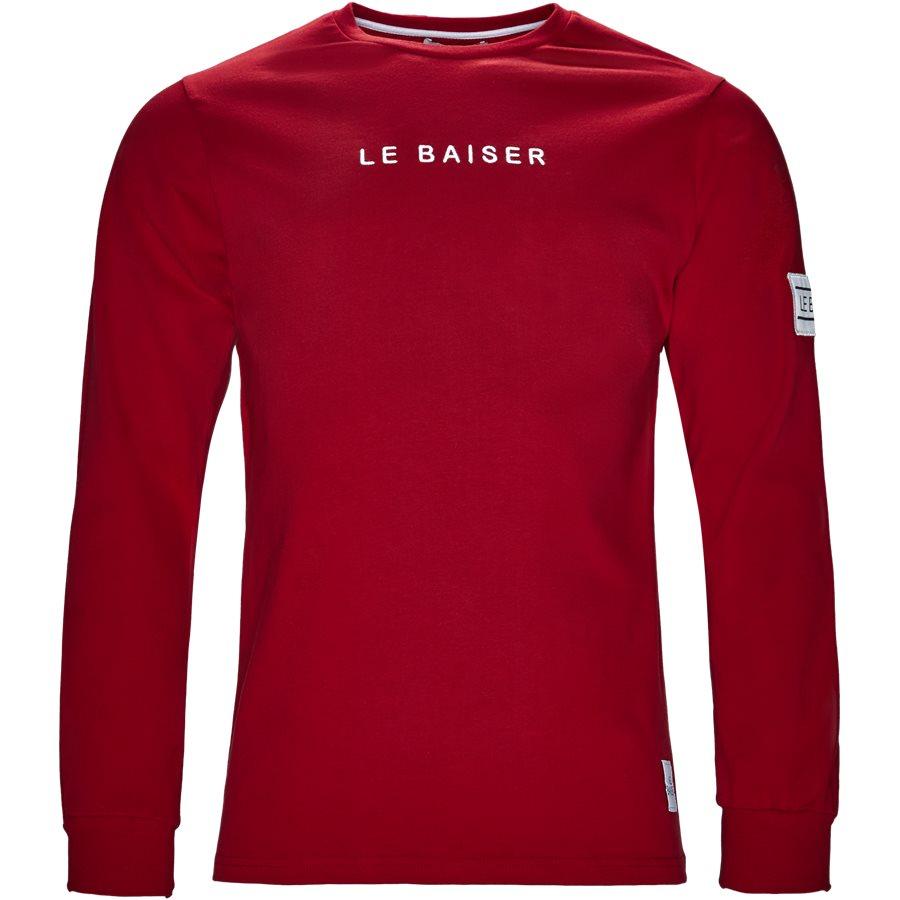 NICE - Nice - T-shirts - Regular - RED - 1