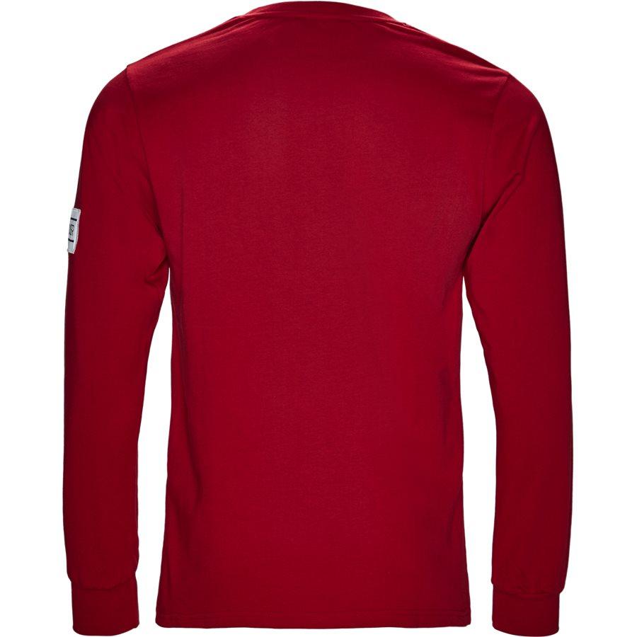 NICE - Nice - T-shirts - Regular - RED - 2