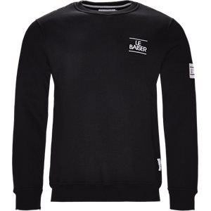 Le Mans Sweatshirt Regular | Le Mans Sweatshirt | Sort