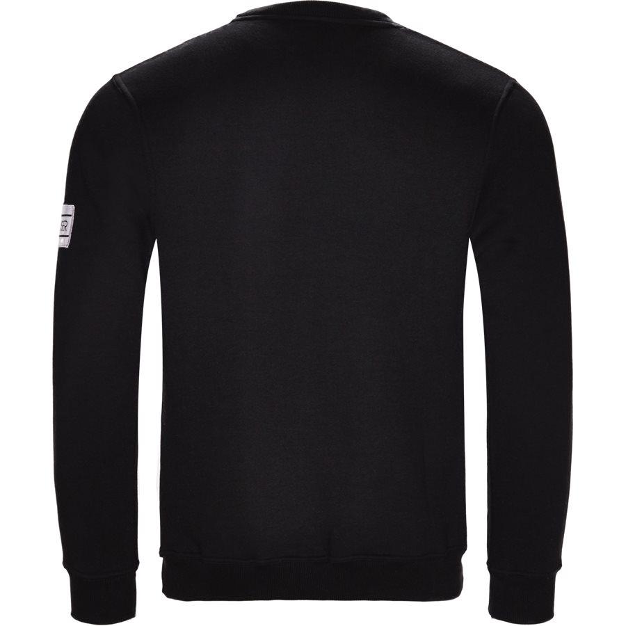 LE MANS - Le Mans Sweatshirt - Sweatshirts - Regular - SORT - 2