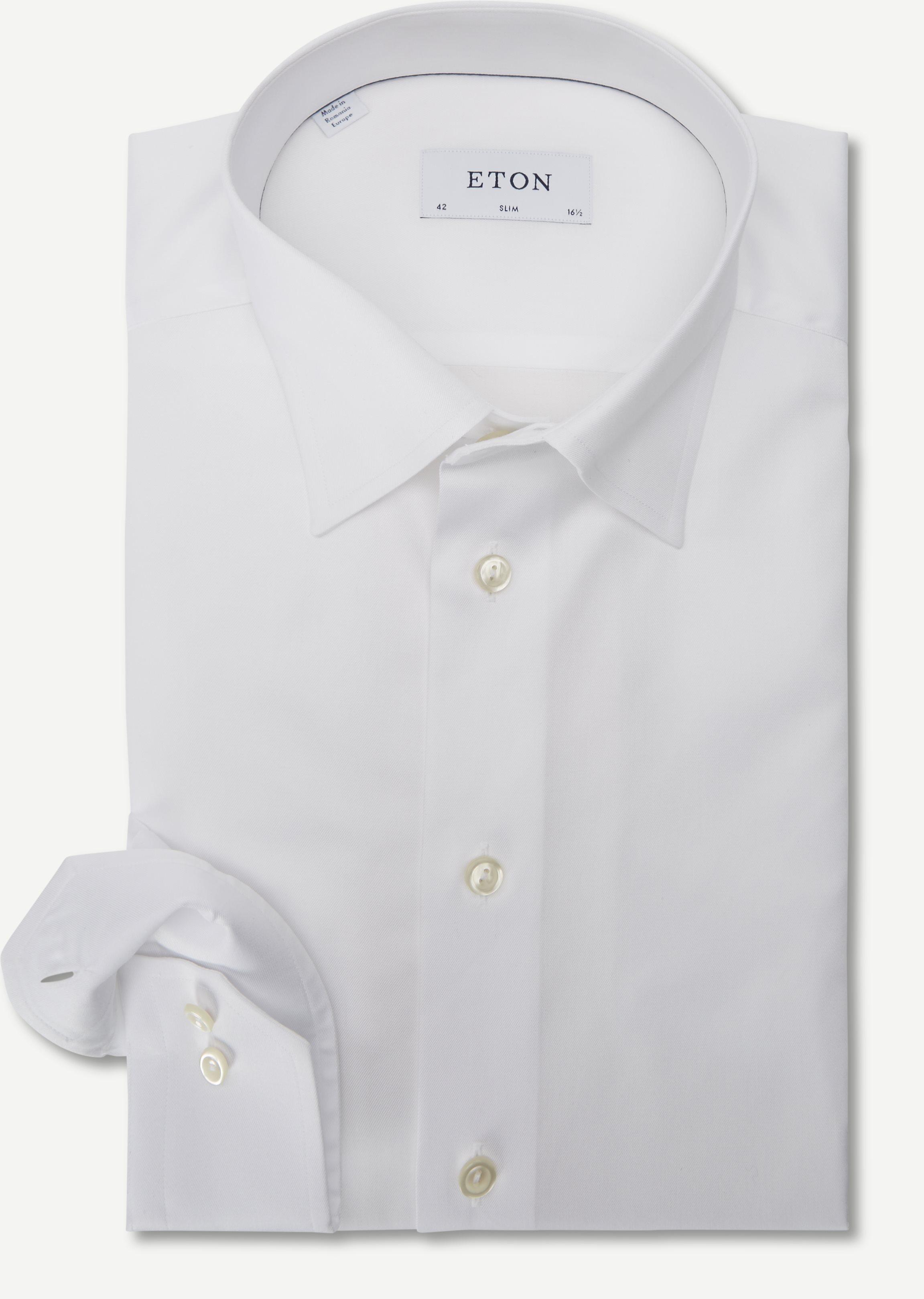 Hemden - Weiß