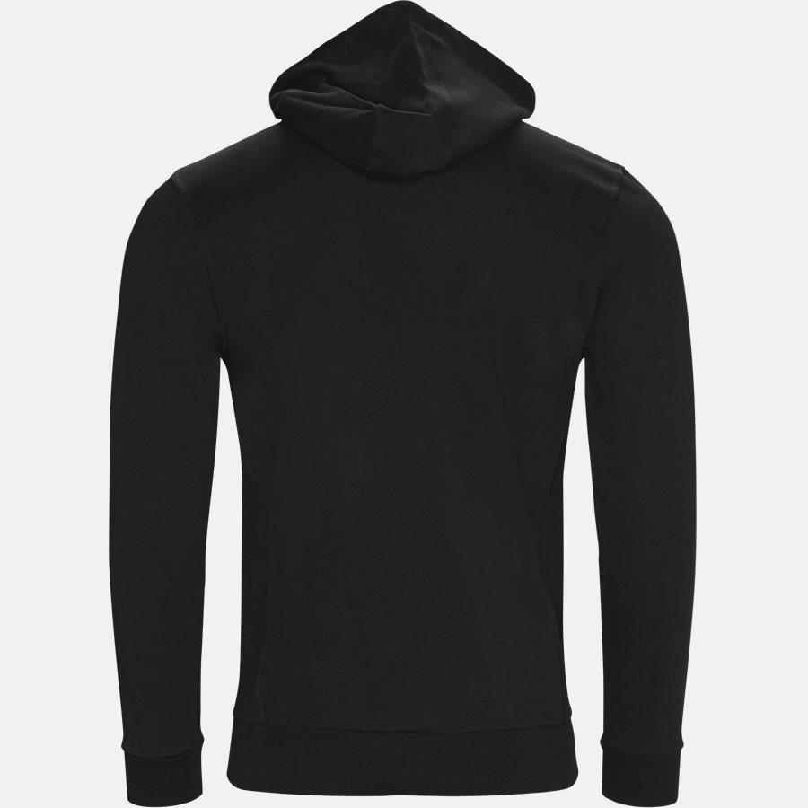 ESSENTIAL LOGO HOODIE - Sweatshirts - BLACK - 2