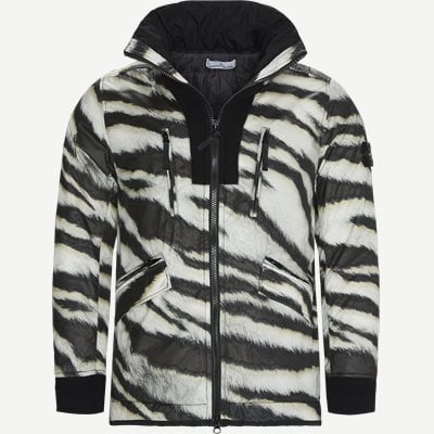 White Tiger Camo Jacket Regular | White Tiger Camo Jacket | Sand