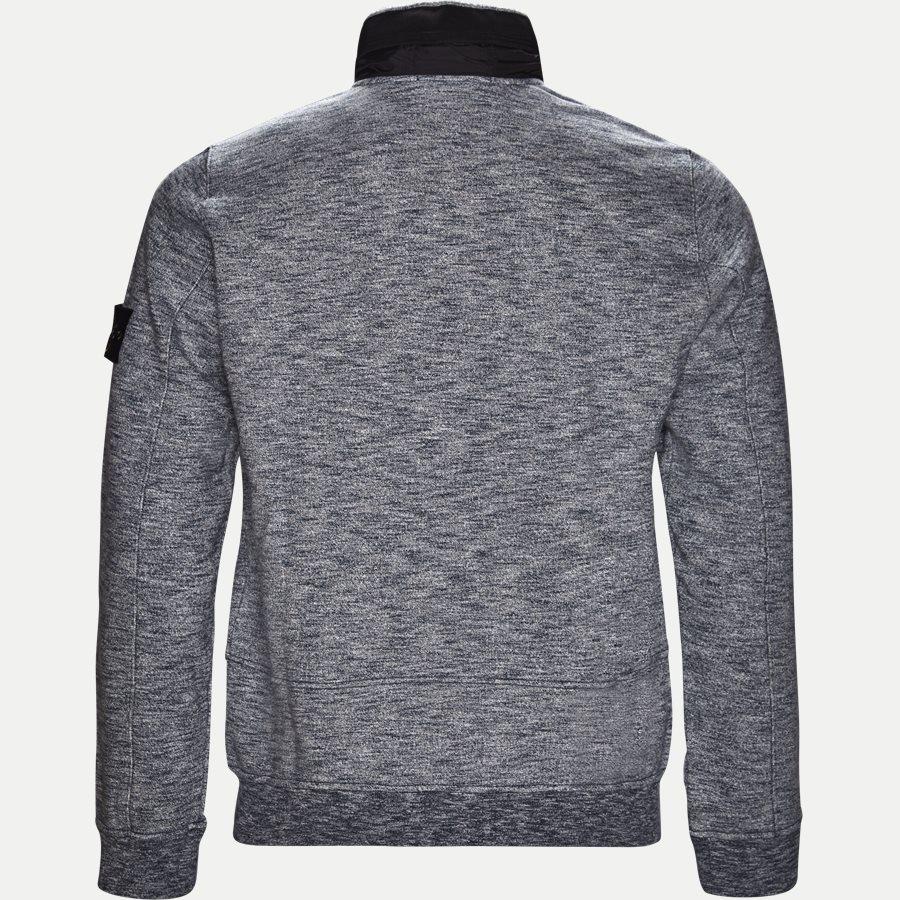63237 - Full Zip Sweatshirt - Sweatshirts - Regular - BLÅ - 2