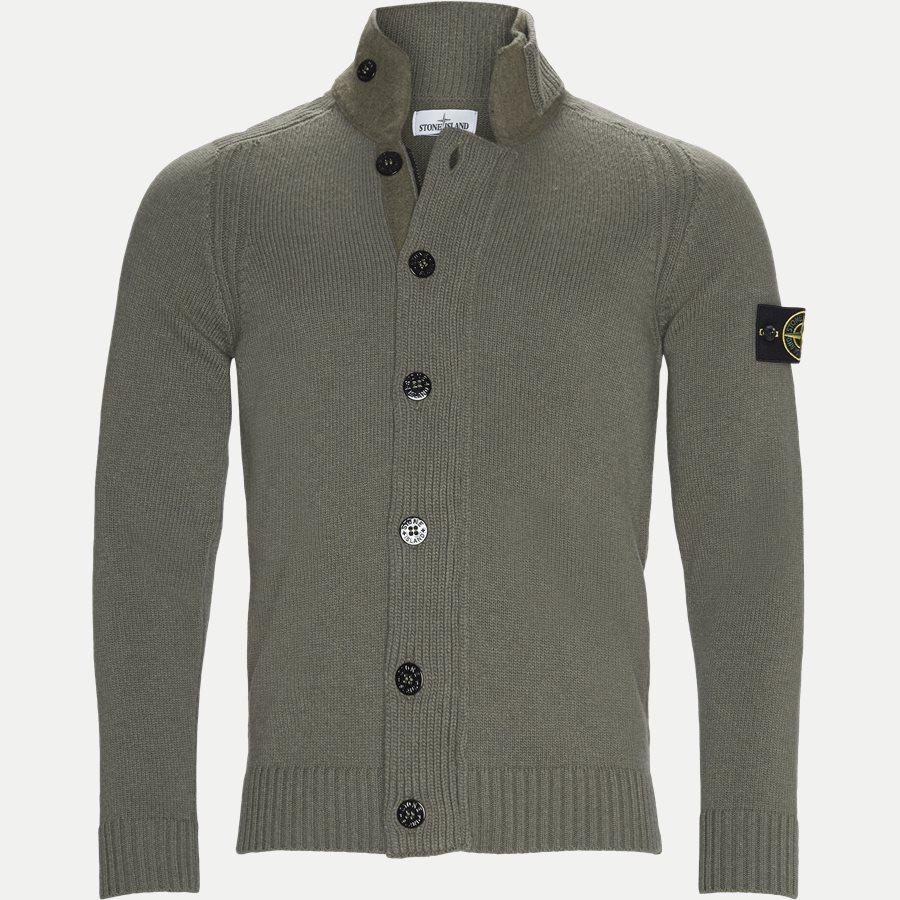 564A3 - Knit Cardigan - Strik - Regular - OLIVEN - 1