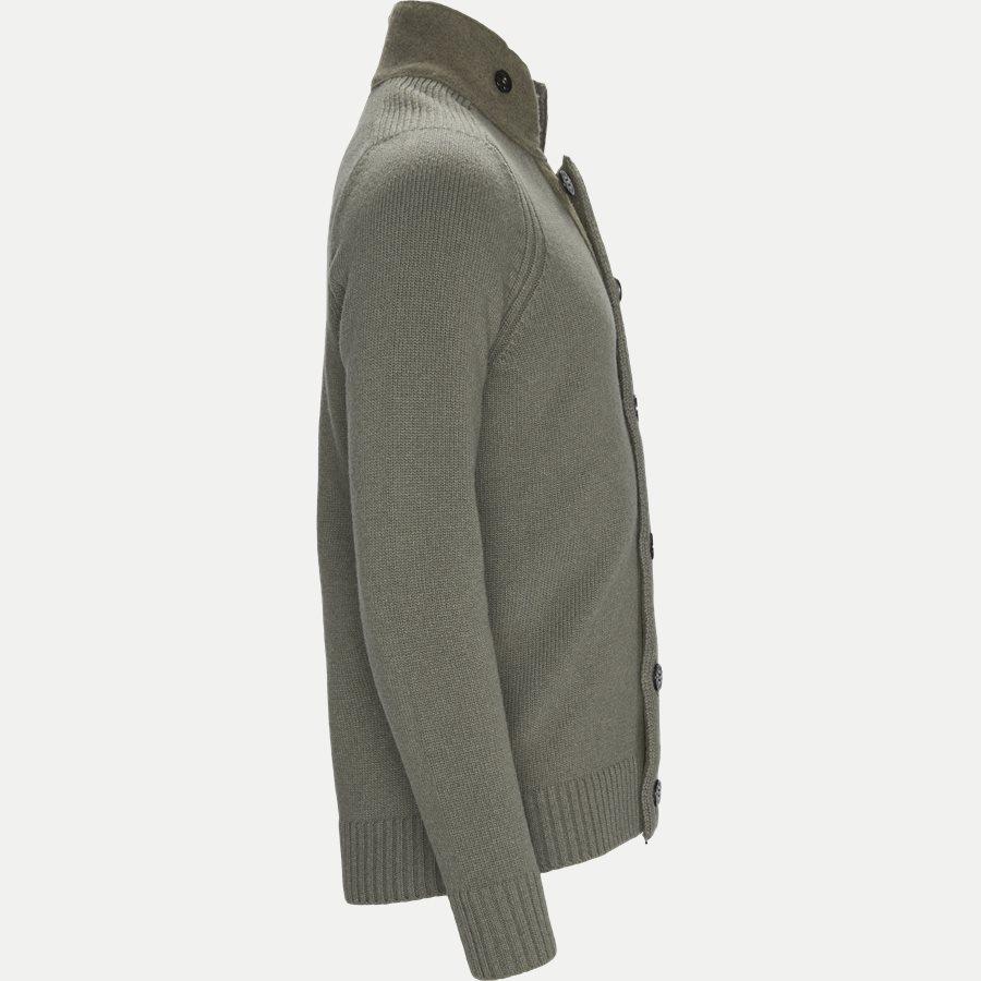 564A3 - Knit Cardigan - Strik - Regular - OLIVEN - 3